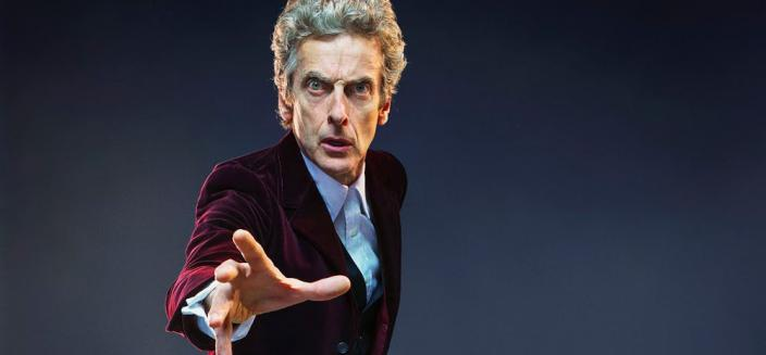 Peter Capaldi as the Twelfth Doctor (Photo: BBC)