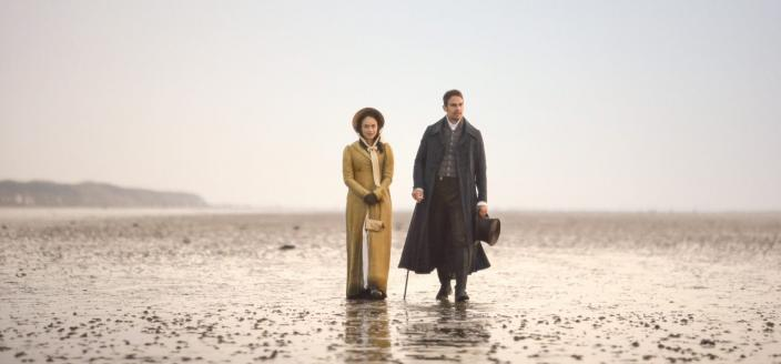 "Rose Williams and Theo James in ""Sanditon"" (Photo: ITV Studios for Masterpiece)"