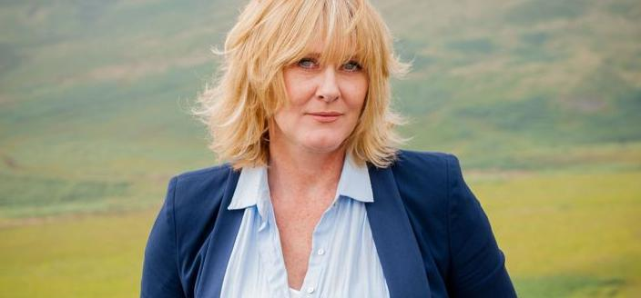 "Sarah Lancashire in ""Last Tango in Halifax""  (Photo: Courtesy of BBC/Red Productions/Gary Moyes)"