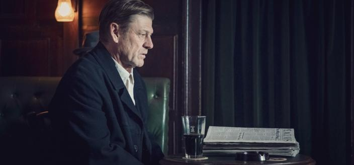 "Sean Bean as Douglas Bennett in ""World on Fire"" (Photo: Mammoth Screen)"