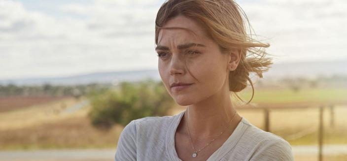 "Jenna Coleman in ""The Cry"" (Photo: RLJ Media/Sundance)"