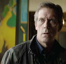 "Hugh Laurie in ""Chance"". (Photo: Hulu)"