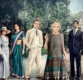 """The cast of """"Indian Summers"""" Season 1. (Photo: Channel 4)"""