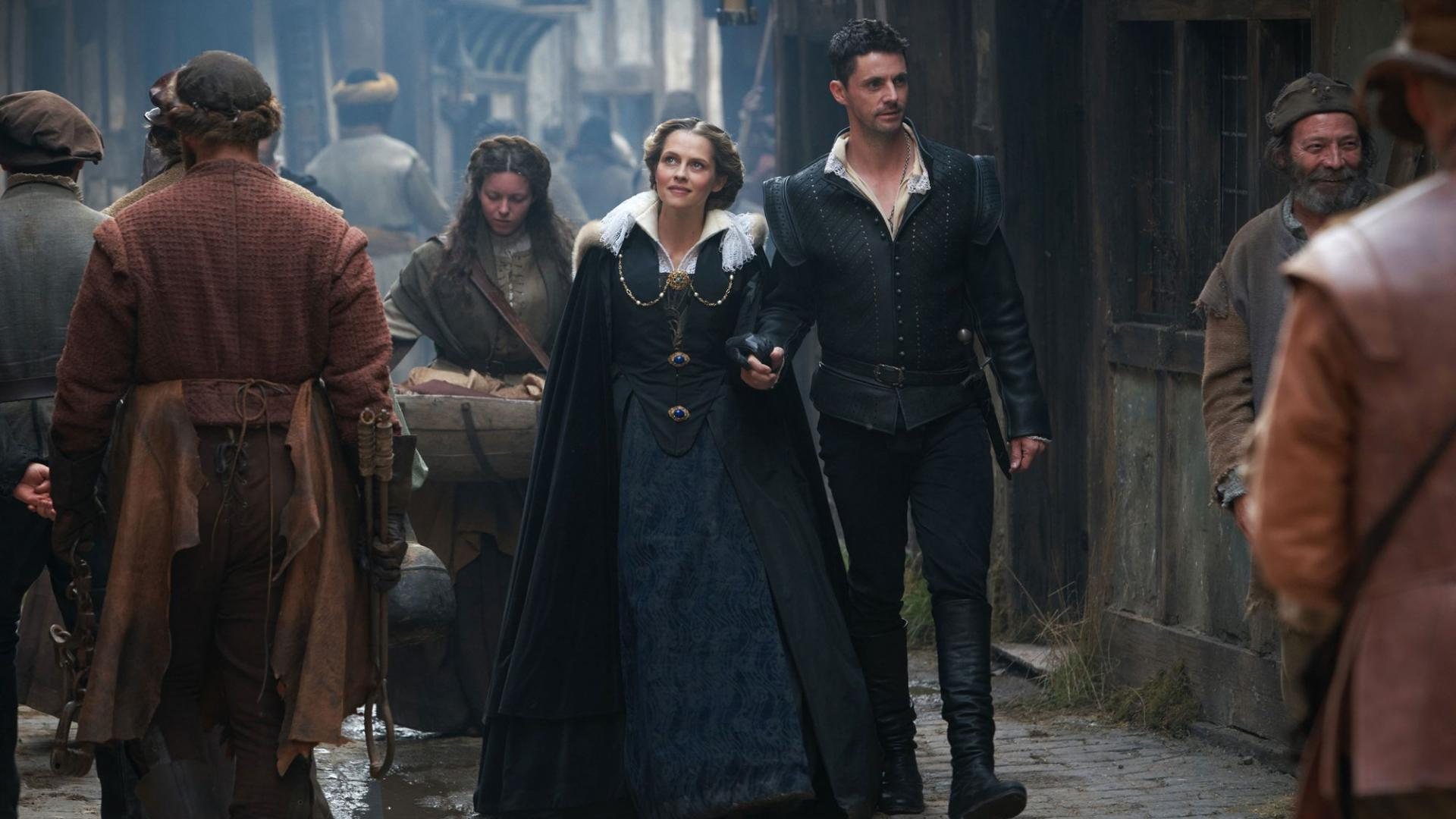 A Discovery of Witches' Season 2 is Set to Premiere in January | Telly  Visions