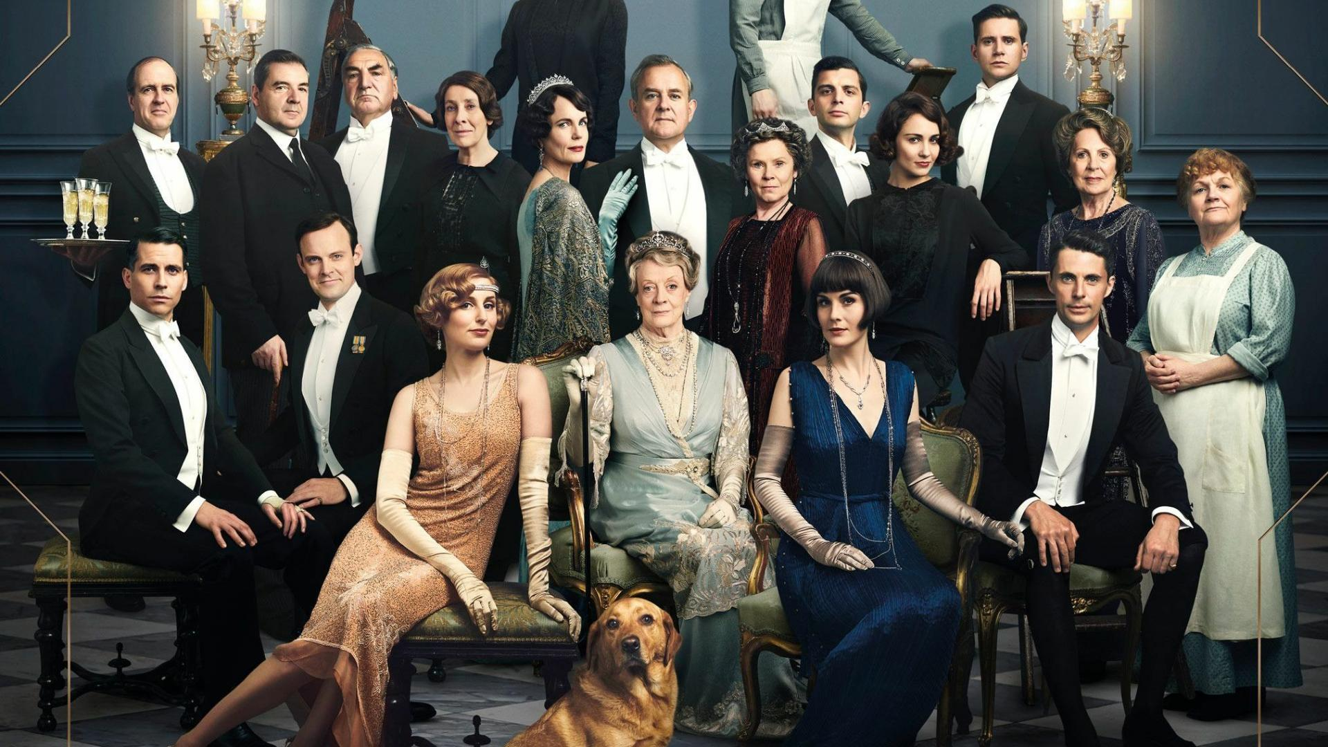 Downton Abbey Movie Will Leave The Door Open For A Sequel Telly Visions